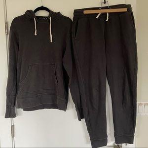 National Standard Grey Sweatsuit
